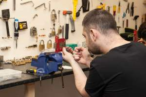 Locksmith Training