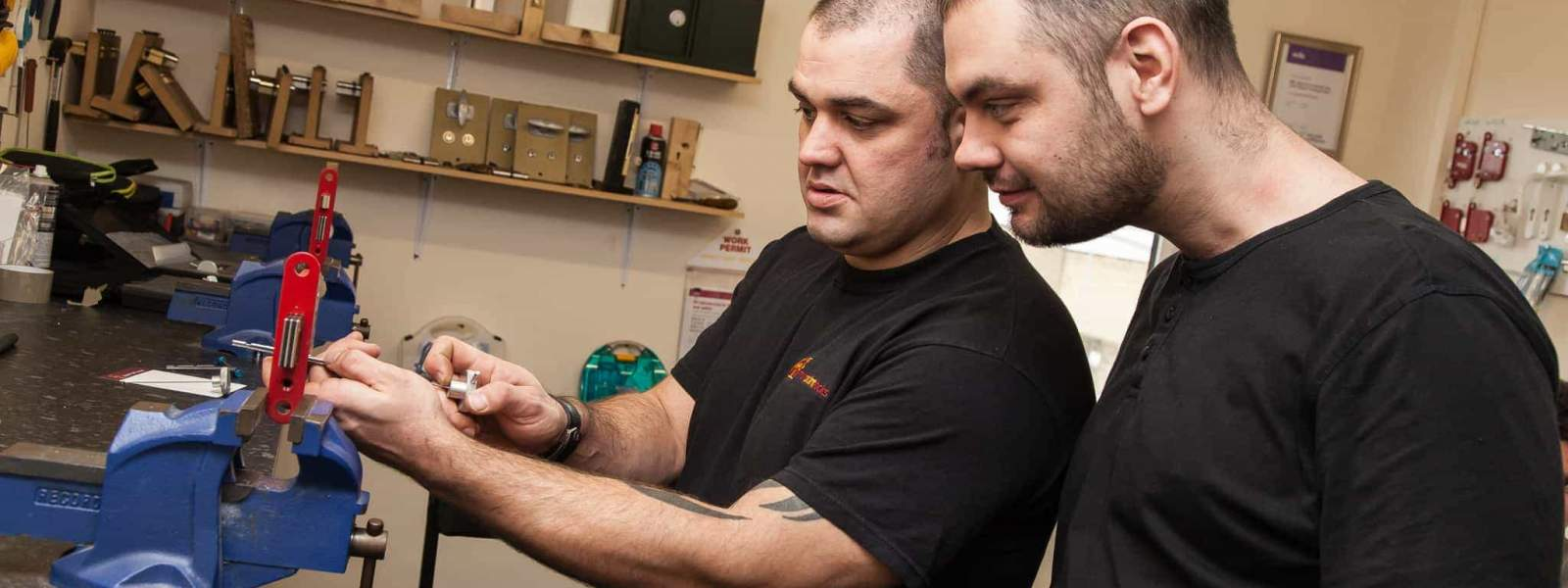 Locksmith Training Course