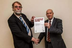 MPL LockSmith Training City and Guilds presentation