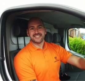 Shaun Tooth In Van