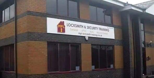 MPL Locksmith Training Office Exterior